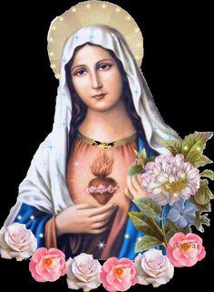 Comunidade Católica Milagre da Vida: IMAGENS E GIFS DO SAGRADO CORAÇÃO DE JESUS E IMACULADO CORAÇÃO DE MARIA