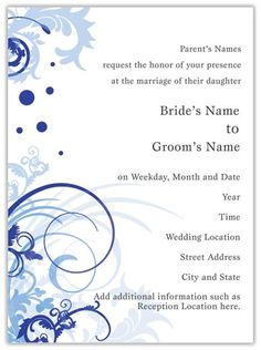 Midnight Jam - Wedding Invitations from 123Print