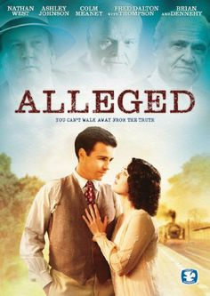 """Christian movie """"ALLEGED"""" is a romantic drama based on events occurring behind the scenes and outside the courtroom of the famous Scopes """"Monkey Trial"""" of Pixl Movies, Family Movies, All Family, Film Movie, Movies To Watch, Movies Online, Christian Films, Christian Posters, Christian Videos"""