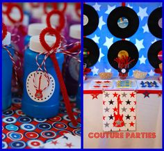 {FREE PRINTABLES} ROCK STAR PARTY