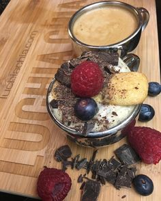 Can't resist ! Oui c'est la gourmandise encore  Tiramisu with Belgian Dark Chocolate Madagascar Organic Bourbon Vanilla Berries Italian Espresso @caffe_bellavita #luchiachia #luchiacookbook is available on Amazon.com in USA Canada Mexico South America Europe Asia Australia #cookbook #chef #cheflife #chefconsultant #chefsofinstagram #foodblogger #foodblog #pastrychef #instafood #foodlover #truecooks #tiramisu #homemade #delicious #foodie #foodiegram #cooking is #amazing #siliconvalley…