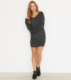 Tunic Sweater Dress