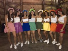 Best DIY Group Halloween Costumes for your girl squad - Hike n Dip Check out the best Group Halloween Costume ideas perfect for college Halloween parties. These Halloween Costumes for 3 are perfect for girls & also womens. Halloween Costumes For Teens Girls, Cute Group Halloween Costumes, Trendy Halloween, Halloween Outfits, Costumes For Women, Diy Halloween, Halloween Parties, Teen Costumes, Mean Girls Costume