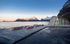 Norway has just opened the world's most beautiful public loo - Imgur