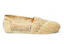 New Crochet Shoes for Spring..I want one in every color!!