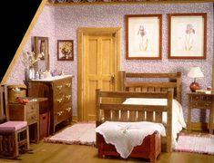 Dollhouse Number 1 - Craftsman