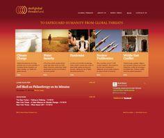 Global Threats website