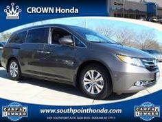 Certified Used Honda in Greensboro | Certified Pre Owned Cars for Sale | Crown Honda of Greensboro