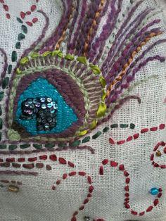 Xtra Large Boho style Totebag purse by CheygirlFashions on Etsy, $175.00