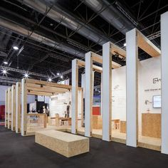 re.lab Euroshop / exhibition stand on Behance