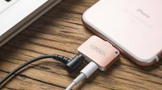This affordable iPhone 7 adapter gives back the headphone jack Apple took away Read more Technology News Here --> http://digitaltechnologynews.com One of the biggest issues with the iPhone 7 is that you can't charge and listen to music at the same time unless you're using wireless headphones. This problem has lead accessory makers to release expensive adapters to solve that problem.   If Belkin's $40 (35 AU$60) Lightning Audio  Charge RockStar adapter is too expensive for you then $10…
