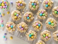 No-Bake Cookie Nests