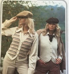 Excited to share the latest addition to my #etsy shop: 1970s Vintage Knitting Pattern for Waistcoats. Knitting Yarn, Knitting Patterns, Vintage Knitting, Double Knitting, 1970s, Hipster, Etsy Shop, Shopping, Fashion