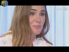 Eleonora Pedron e il suo dramma , fa commuovere Silvia Toffanin !! - YouTube