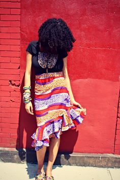 Stylish, Sexy, Cool: The Tailored Ruffle Skirt – africaboutik