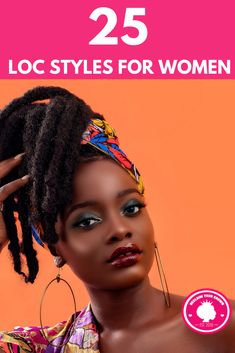 One of the most common myths about locs is that they get boring after a while. People are wrong! Sisterlocks, Locs, Natural Hair Care, Natural Hair Styles, 4a Hair Type, Hair Fails, Dreadlock Styles, Hair Care Brands, Common Myths