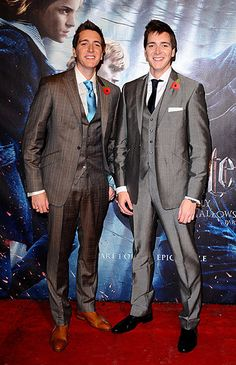 Checkout the Weasley twins in Oliver Sweeney™ designer shoes