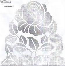 Artes Ana Vilela: Gráficos de croche
