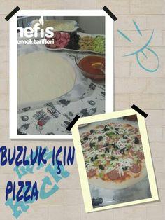 Dondurucu İçin Pizza ( Müthiş Lezzet Kurtarıcı )