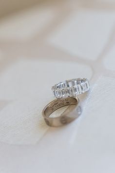 Wedding Bands | Photography: SugarLove Weddings | SMP Weddings:  http://www.StyleMePretty.com/australia-weddings/new-south-wales-au/sydney/2013/12/31/doltone-house-wedding/