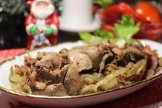 Ароматная куриная печень, запеченная в фольге. | Шедевры кулинарии