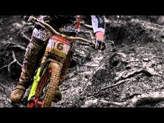 Mountain biking Slowmotion extras from IXS Downhill Cup