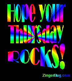 Happy Thursday Funny Sayings | Conversation between finalflicker (member: 1009118) and Revolutionary ...
