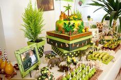 Confira ideias divertidas para organizar o aniversário com tema dinossauro. Com certeza será uma festa inesquecível para o seu filho e os convidados.