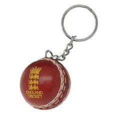 England Cricket Ball Key Ring 42 - SportsDirect.com
