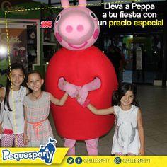 Hoy es el #DiaDeAccionDeGracias y celebrarlo con #PeppaPig es el mejor plan. Contáctanos.  #pequesparty #fiestasmaracaibo #entretenimiento #diversion #animacion