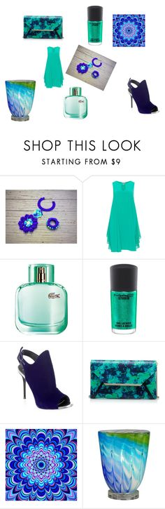 """""""that's it cool"""" by mariellascode ❤ liked on Polyvore featuring Lacoste, MAC Cosmetics, Giuseppe Zanotti, Lanvin and Dale Tiffany"""