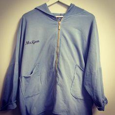 #chaqueta Mr.Gom con corazón