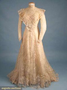 Belle Epoque Lace Wedding Dress