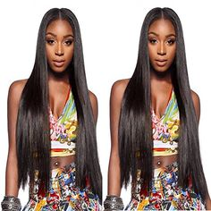 826inch Virgin Brazilian Human Hair Silky Straight Glueless Full Lace Wig With Bleached Knots 150 Density 18inch Full Lace Wig Nature Black >>> Click image to review more details.(This is an Amazon affiliate link and I receive a commission for the sales)