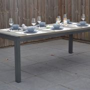 Polywood Gartentisch Ontario B Ware Mit 6 Avellino Dining Sesseln