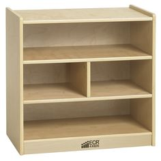 ECR4Kids Birch 4-Cubby School Classroom Block Storage Cabinet with Casters, Natural, 24' W >>> For more information, visit image link. (This is an affiliate link) #UsefulHomeDecor