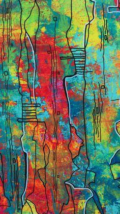 Art drawings videos colorful mixed media в 2019 г. painting, art и abstract Pintura Graffiti, Collage Techniques, Keys Art, Canvas Artwork, Medium Art, Art Drawings, Art Projects, Contemporary Art, Abstract Art