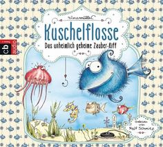 Lesendes Katzenpersonal: [Hörbuch-Rezension] Nina Müller - Kuschelflosse 01...