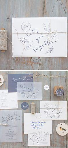 """#Hochzeitseinladungen """"that boho vibe"""", online bestellbar bei…"""