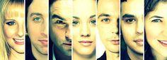The Big Bang Theory #Bernadette #Howard #Leonard #Penny #Sheldon #Raj #Amy