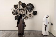 Louvre Abu Dhabi, an Arabic-Galactic Wonder, Revises Art History - The New York Times