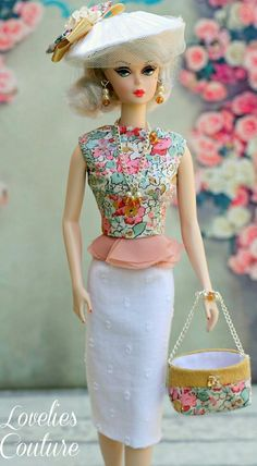 Silkstone Barbie.....