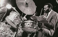 Elvin Jones is one of the most important drummers in Modern Jazz history