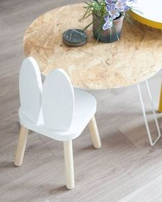 IKEA stool hacks are so much fun. Here's 9 ways to turn a plain IKEA children's stool into something a little bit special. Repurposed Furniture, Kids Furniture, Furniture Stores, Luxury Furniture, Ikea Hack Kids, Kids Stool, Big Girl Rooms, Diy For Kids, Modern Armchair