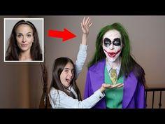 Bee Family, Halloween Face Makeup, Joker, Mad, Youtube, The Joker, Jokers, Comedians, Youtubers