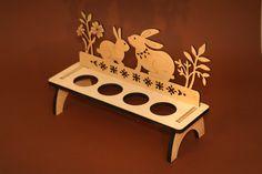 Easter decor by Ptashka decor /laser cutting