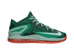 61a2748f4c86 LeBron 11 Low Nike Flyknit Oreo