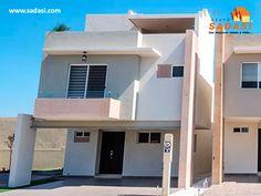 #sadasi LAS MEJORES CASAS DE MÉXICO. Si está buscando una casa de tres niveles que cuente con espacios bien distribuidos y todo lo necesario para vivir cómodamente como sala, comedor, recibidor, cocina, 3 recámaras, 3 baños y medio, cuarto de lavado y cochera techada, entre otras cosas, su mejor opción es nuestro modelo de vivienda EZCARAY 3N. En Grupo Sadasi, le invitamos a conocer nuestro desarrollo Valle La Rioja en Nuevo León, donde podrá comprar esta bonita casa. irvargas@sadasi.com