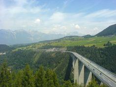 Passo del Brennero (1374 m) - Valico tra Italia e Austria