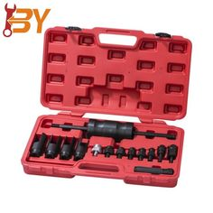 China Customized 14 Pc Injector Puller Remover Tool Manufacturers, Suppliers, Factory - Wholesale Price - Baiyu Slide Hammer, Safe Storage, China, Tools, Instruments, Porcelain